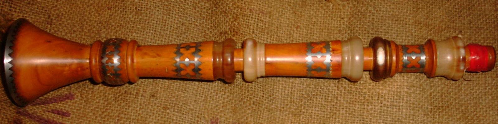 Une gamme d'instruments originale